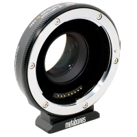 Адаптер Metabones для объектива Canon EF на камеру Micro 4/3 T II Speed Booster XL 0.64x